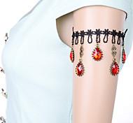Bracelete Renda Moderno / Sexy Preto Jóias,1pç