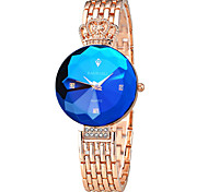 Women's Fashionable  Retro Crown Alloy Quartz Watch