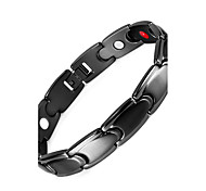 Healing Magnetic Therapy Bracelet Men/Woman 316L Stainless Steel Health Care Elements Bracelet