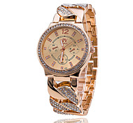 Woman's  Casual Twist Quartz Watch Cool Watches Unique Watches