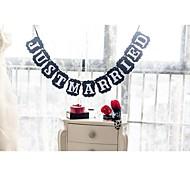 Картон Свадебные украшения-1шт / комплект Весна Лето Осень Зима Неперсонализированный
