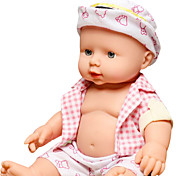 Simulation of Plastic Baby Doll