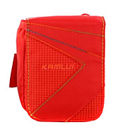 L Size Camera Case for Casio zr1000/zr1200/rx100  8.5*5*10.5 Red