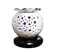 Plugged Oil Aroma Lamps Light Incense Hollow Nightlight