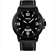 Men's Watch The Fashion Leisure Business Elegant Waterproof Quartz Watch Wrist Watch Cool Watch Unique Watch
