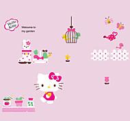 Animales / Botánico / Caricatura / Palabras y Frases / Naturaleza muerta / De moda / Florales / Ocio Pegatinas de paredCalcomanías de