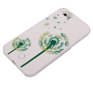 The Dandelion Pattern Take Pictures Fill Light PC Back Case for iPhone 6/6s/6 Plus/6s Plus