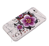 Flower Pattern Take Pictures Fill Light PC Back Case for iPhone 6/6s/6 Plus/6s Plus