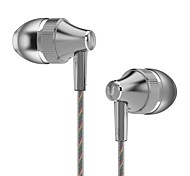 UiiSii HM6 In-Ear Earbuds Earphones with Stereo Sound Noise-isolating Mic Control for Smartphone