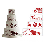 New Arrival Cake  Stencil  ST-812