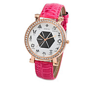 Women's 12 Diamond Totem Watch Cool Watches Unique Watches