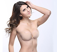 Newest Cup A/B/C Invisible Breathable Thicken Push Up Silicone Bra Adhesive Breast Petals