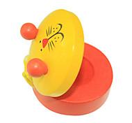 дерево случайных кастаньеты для детей старше 3 музыкальные инструменты игрушка случайной доставки