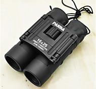 PANDA 12X25 mm Binoculars Weather Resistant High Definition General use BAK7 Multi-coated Normal 78m/1000m Central Focusing