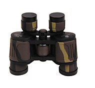 PANDA® 8X40 mm Binoculars Weather Resistant High Definition General use BAK7 Multi-coated Normal 168/1000m Central Focusing