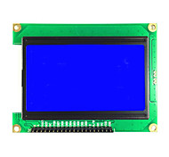 12864 12864 character LCD screen with LCD module painted Crystal Technology LCD12864ZW