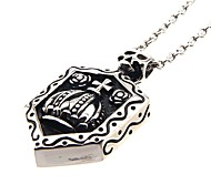316L Stainless Steel Pendant Real Madrid