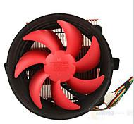 ventilador de refrigeración de la CPU de 4 pines hydraumatic de escritorio 11.9 (l) x10.6 (W) x6.6 (h)