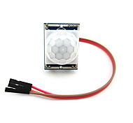 Pyroelectric Infrared PIR Motion Sensor Detector Module for Arduino