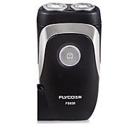 Electric Shaver Men Face Electric Wet/Dry Shaving / Pivoting Head Stainless Steel FLYCO