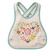 Babero Algodón For La alimentación de los cubiertos 1-3 años de edad / 3-6 años de edad Bebé