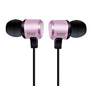 Neutre produit DT-205A Ecouteurs Intra-AuriculairesForTéléphone portableWithRèglage de volume