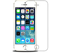 Two Packed Transparent Scratchproof Screen Protectors with Cleaning Clothes for iPhone 4/4S