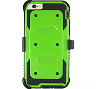 Full Protection  Body Shockproof / Dustproof / TPU Soft Modelling of the pig,Clip Case Cover For IPhone 5/6/6s/plus