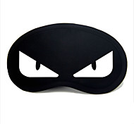 Travel Sleeping Eye Mask Type 0037 White Devil Eyes
