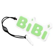 bibi chou poussière de téléphone prise logo de la marque