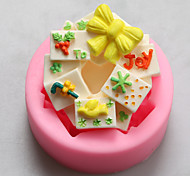 Flower Joy Chocolate Silicone Molds,Cake Molds,Soap Molds,Decoration Tools Bakeware