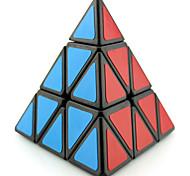 Yongjun® Cubo velocidad suave 3*3*3 / Alienígena Nivel profesional Cubos Mágicos Negro / Blanco Plástico