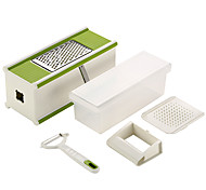1 Creative Kitchen Gadget / Easy Cut Plastique Set d'Ustensiles de Cuisine