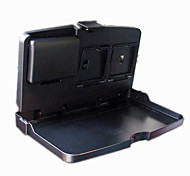 Auto Muti-fuctional Chair Back Pack Portable Car Back Seat Laptop Tray Table Car Folding Table Travel Dining Tray