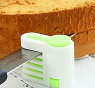 2pcs Инструмент выпечки Торты Пластик Формы для нарезки печенья и тортов