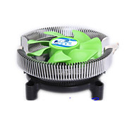 AMDINTEL 775 CPU Cooling Fan for Desktop