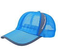 Running Cap Breathable / UV resistance Exercise & Fitness / Golf / Baseball White / Red / Gray / Black /