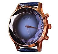 Women's Luxury Fashion Leather Quartz Watch