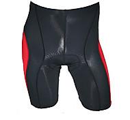 JAGGAD Cycling Bottoms / Shorts / Padded Shorts Women's / Men's / Unisex Bike Breathable / Quick Dry Nylon / Elastane StripeS / M / L /