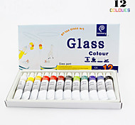 12Colors Paint for Painting 12ml/pc