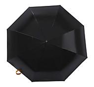 уф ясный зонтик моды петля зонтики тени изысканный черный зонтик