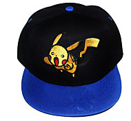 Pikachu Blue Black Cap