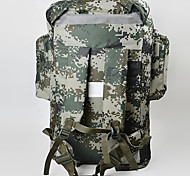 35 L Backpack Waterproof Green Nylon