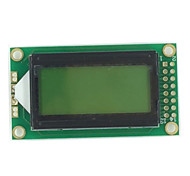 0802 Character LCD Module STN Dot Matrix Screen Stage Shake Head LCD  Screen