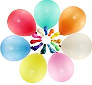 grandi dimensioni palloncini spessore pearlized rotonde 100pcs