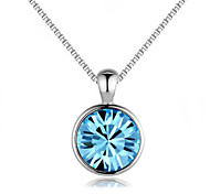 Women's Fashion Crystal Pendant for Necklace