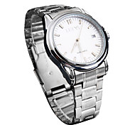 Men's Casual Steel Band Auto Mechanical Watch