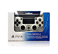Wired Game Controller for PS4 Black/White