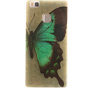 Butterfly Painting Pattern TPU Soft Case for Huawei Ascend P9 Lite P9Mini/ P8 Lite P8Mini