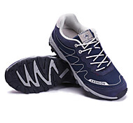Dark Gray/Green/Dark Blue/Black Wearproof Rubber Running Shoes for Men